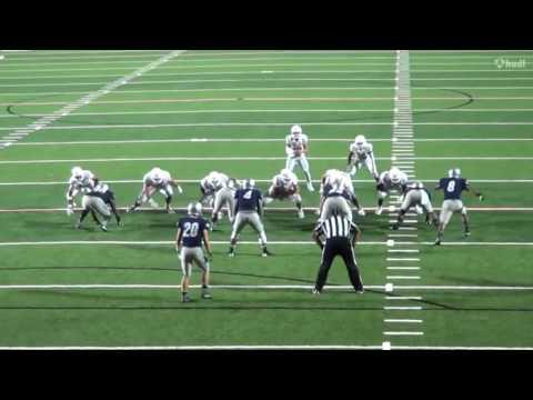 Tate Martell Senior 2016 Highlights Against 5 Ranked Teams
