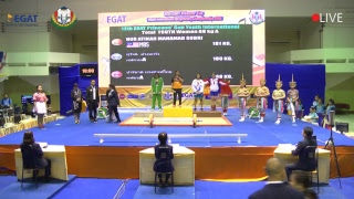 Youth Women 69 KG Group A