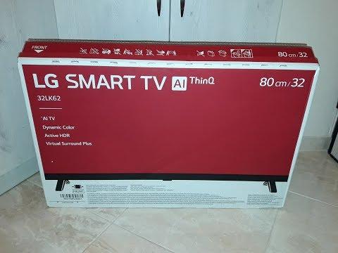 LG 32LK6200 LED TV Full HD Smart with WebOS 5, 219.00€