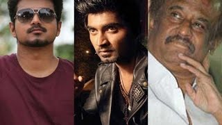 Rajinikanth Recognizes Atharva and Vijay