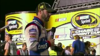 NASCAR Feuds: Kurt Busch vs. Jimmie Johnson