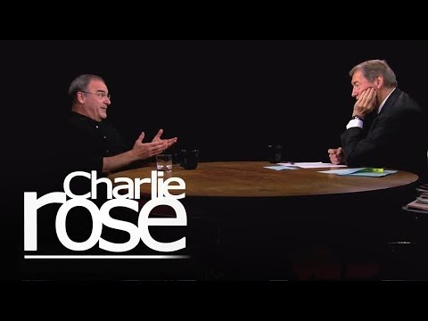 Mandy Patinkin on Homeland's Saul and Carrie | Charlie Rose