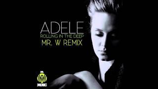Обложка Adele Rolling In The Deep Buczar Remix