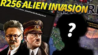 HOI4 Road to 56 Germany: Alien Invasion (Hearts of iron 4 mod)