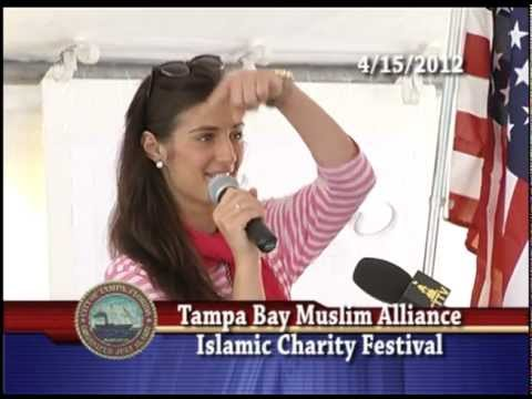 Tampa Bay Muslim Alliance Islamic Charity Festival 2012