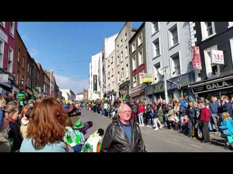 St Patric's day 2016 Drogheda, Ireland