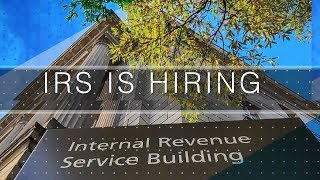 Equal opportunity magazine ranked the irs as one of top 6 places to work in government. if you'd like join our team, go https://www.jobs.irs.gov. ...