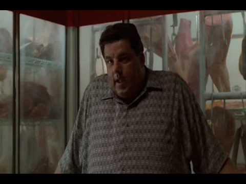 Tony Soprano Recruits Bobby Bacala