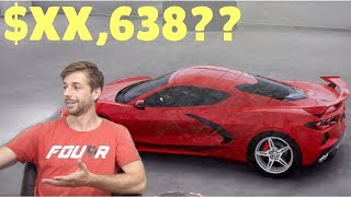 Pricing Out My Brand New 2020 Corvette C8 Stingray!!