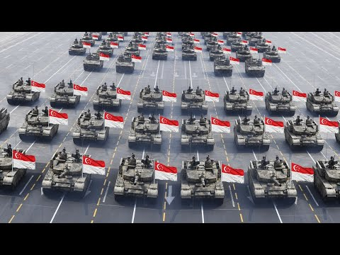 How Powerful is Singapore? Singapore Military Power 2020