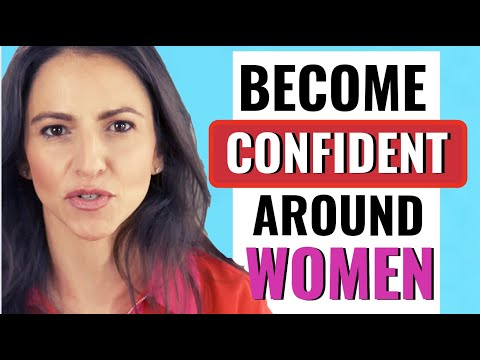 5 HACKS to be Insanely Confident Around Girls (And Attract Them Without Trying)