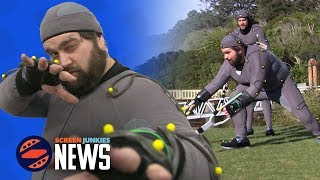 We Got to Mo-Cap in Planet of the Apes! - BEHIND THE MOVIE