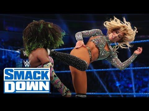 Alexa Bliss Vs. Naomi Vs. Carmella Vs. Dana Brooke: SmackDown, Feb. 7, 2020