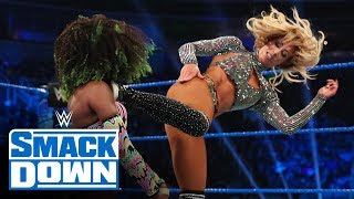 Alexa Bliss vs. Naomi vs. Carmella vs. Dana Brooke: SmackDown, Feb. 7, 2020