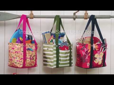 92bbdcf92e0 Introducing the Small Utility Tote – Thirty-One Gifts