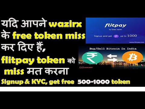 Get free 500 -1000 FLT token, Indian crypto exchange, don't miss it