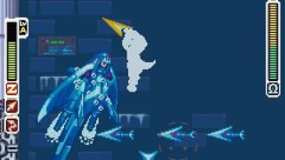Megaman Zero 2: Vs Guardians (Both forms) [Level A Bosses - No Charge]