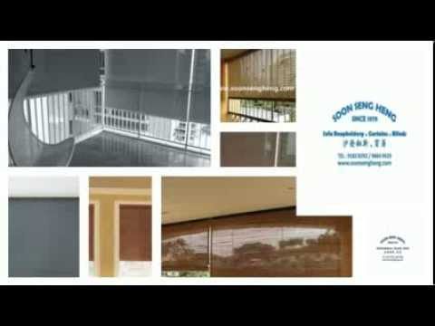 Outdoor Blinds Singapore - Best Outdoor Roller & Bamboo Blinds in Singapore