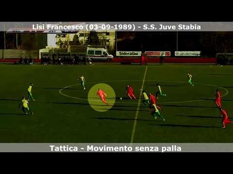 Lisi Francesco (1989) - S.S. Juve Stabia