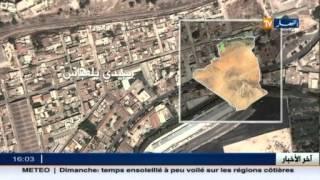 سيدي بلعباس: القضاء على ارهابي و استرجاع مسدس رشاش و مخازن أسلحة