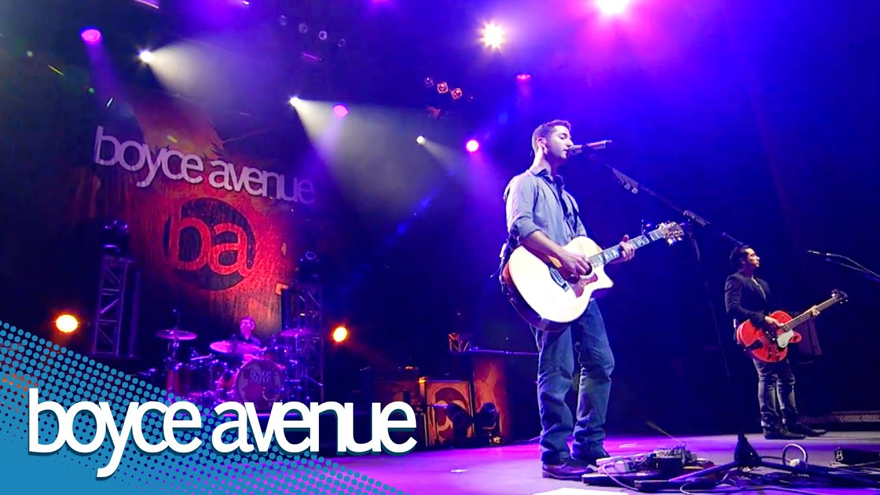 Boyce Avenue — Fast Car (Live In Los Angeles)(Cover) on Spotify & Apple