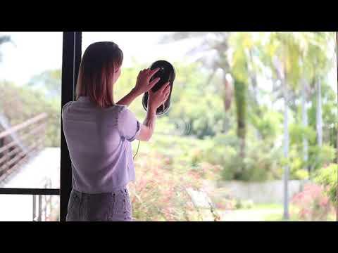 【加碼送收納儲物罐+專用清潔布】HOBOT玻妞 玻妞擦玻璃機器人HOBOT-388 台灣公司貨