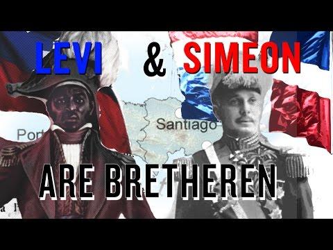 IUIC Films Presents: Simeon & Levi are Brethren (REMASTERED EDITION)