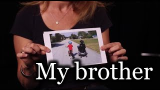 'My brother.' - A promise story.