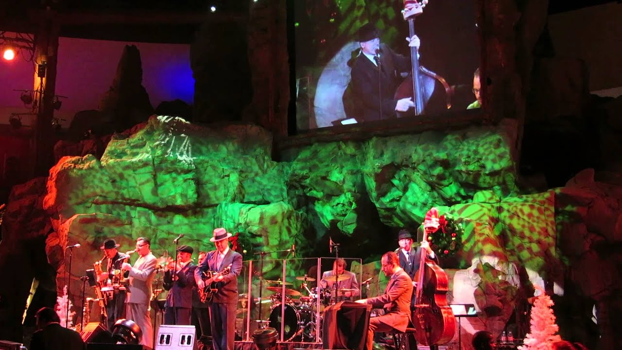 Big Bad Voodoo Daddy You Re A Mean One Mr Grinch Wolf Den 12 20 14