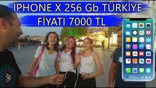 iPhone X 256 Gb 7000 TL ye alır mısınız ? iPhone X iPhone 8 Türkiye fiyatı iPhone x tanıtım