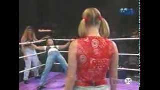 Женская Лига Рестлинга / #1 / 2000.10.14
