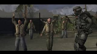 Socom Combined Assault Mission 7 - Disruption - HD Gameplay - PCSX2