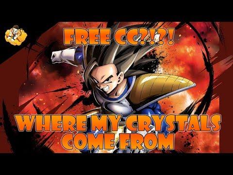 Free Chrono Crystals Appbounty Dragon Ball Legends DB DBL DBZ CC