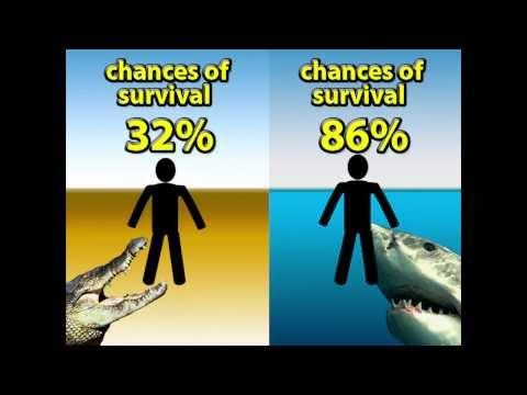 Versus!  Ep 1: Croc Versus Shark