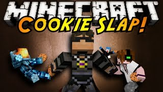 Minecraft Mini-Game : COOKIESLAP!