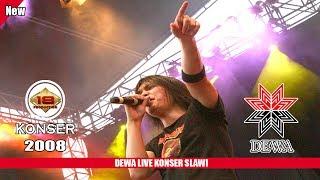 DEWA | PENONTON SANGAT BERANTUSIAS.. (LIVE KONSER SLAWI 2008)