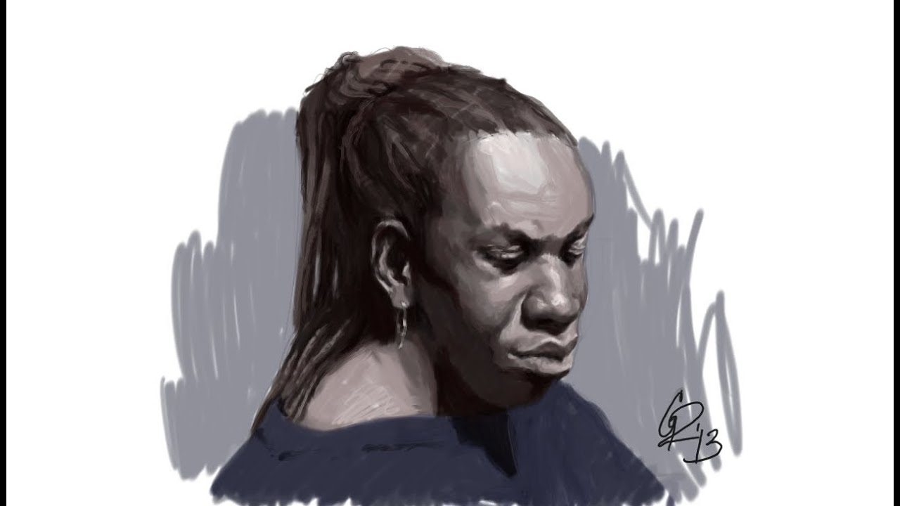 Sketchbook Pro 6 Brush Tutorial and speed painting demo