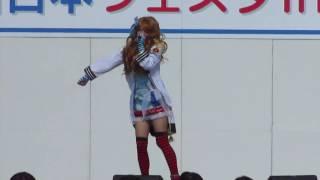 2016年11月3日(木・祝)11:20~ JFE西日本フェスタinくらしき、ファミリーステージ ・カバー曲 『nerve』