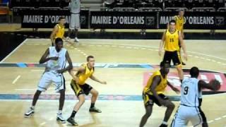 Cadet France Orléans Loiret Basket - Da Dijon