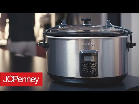 A Slow Cooker's Response   #NotAllSlowCookers   JCPenney