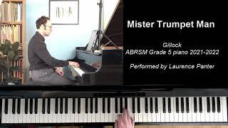 C:1 Mister Trumpet Man (ABRSM Grade 5 piano 2021-2022)