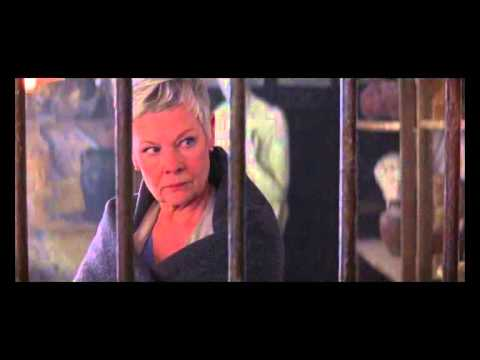 Judi Dench in 007
