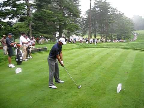 Tiger Woods at AT&T National