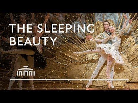 Get enchanted by The Sleeping Beauty!