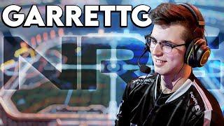 What Makes GarrettG The BEST Rocket League Player In The World   Coach Luke #1
