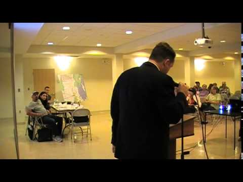 East Bronx Traffic Coalition Public Forum 6/23/15