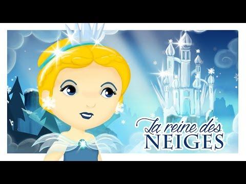 La Reine des Neiges - L'histoire d'Andersen en dessin animé - Titounis