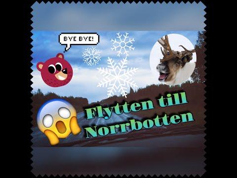 Flytten till Norrbotten!