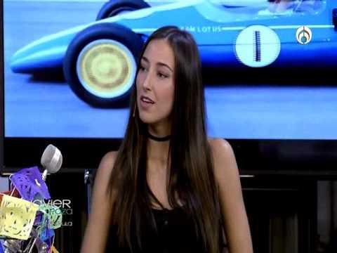 Javier Poza entrevista a Sofía Sisniega