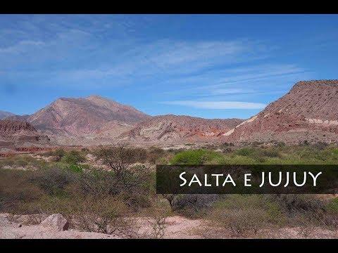 Norte e Noroeste da Argentina (NOA) - Salta, Cachí, Cafayate, Tilcara e Purmamarca